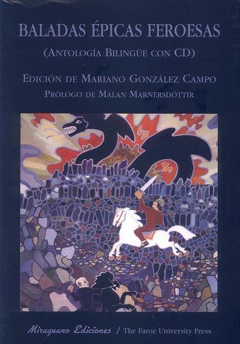 Baladas épicas feroesas Book Cover