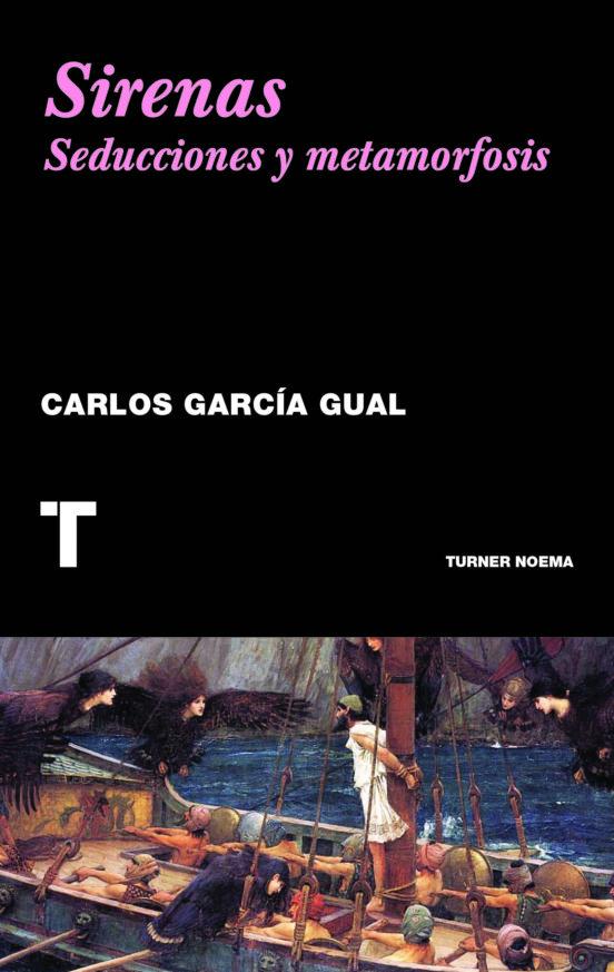 Sirenas. Seducciones y metamorfosis Book Cover