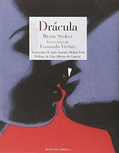 Drácula Book Cover