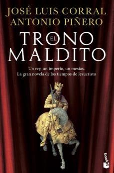 El trono maldito Book Cover