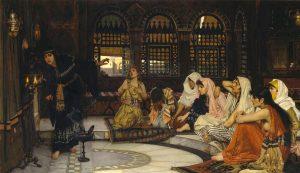 Waterhouse y el ocultismo