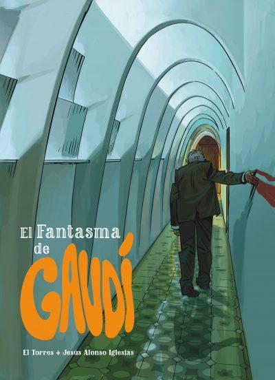 El fantasma de Gaudí Book Cover