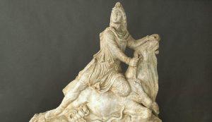 El Mitra de Cabra, un tesoro arqueológico