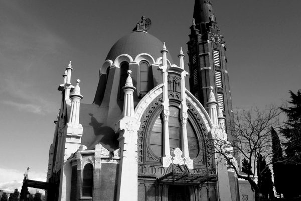Capilla del Cementerio de La Almudena