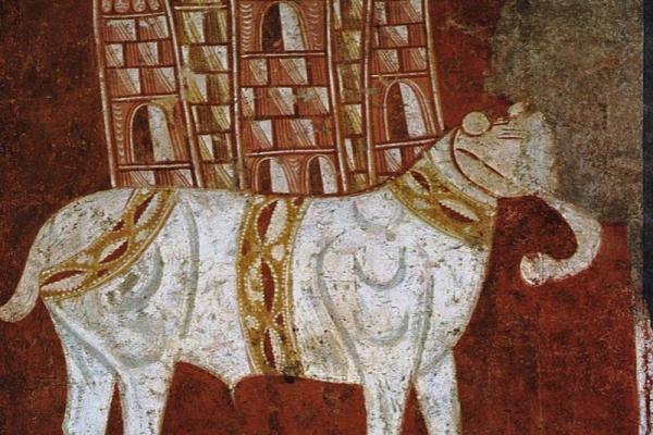 Elefante de San Baudelio de Berlanga