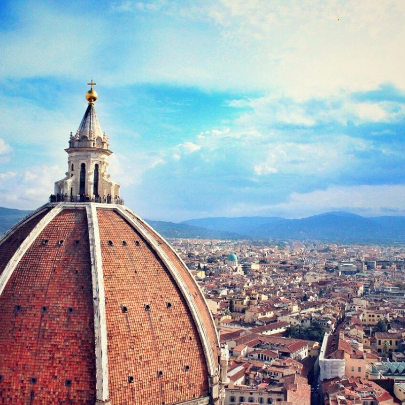 La cúpula de Florencia