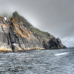 Un escenario de Star Wars: Skellig Michael