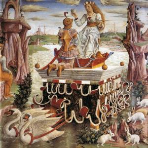 Pinturas astrológicas en el Palacio Schifanoia