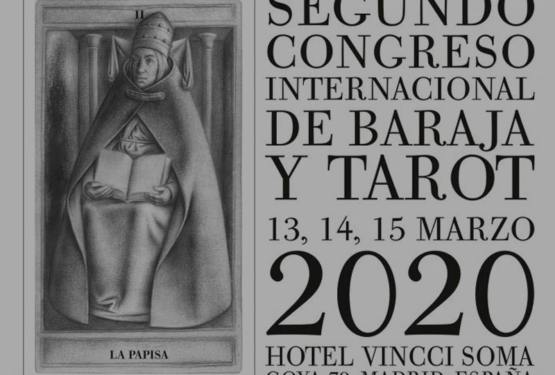II Congreso internacional de baraja y tarot