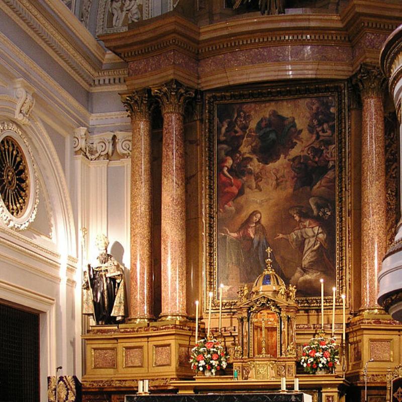 La reliquia de san Pantaleón