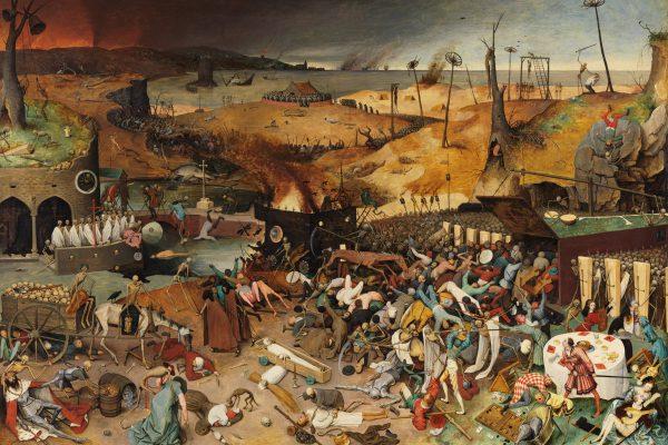 El triunfo de la muerte de Bruegel