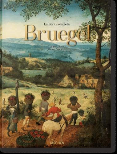 Bruegel. La obra completa Book Cover
