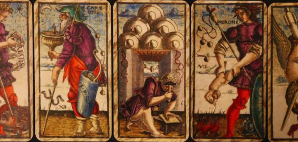 El nacimiento del Tarot y su relación con el Arte