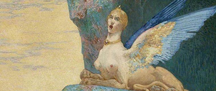 Esfinge de Alexandre Séon