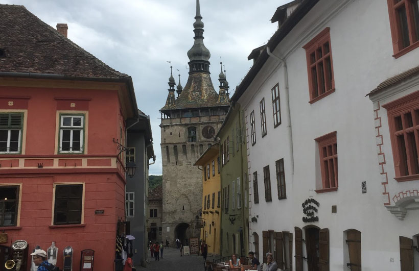 Casco antiguo de Sighisoara