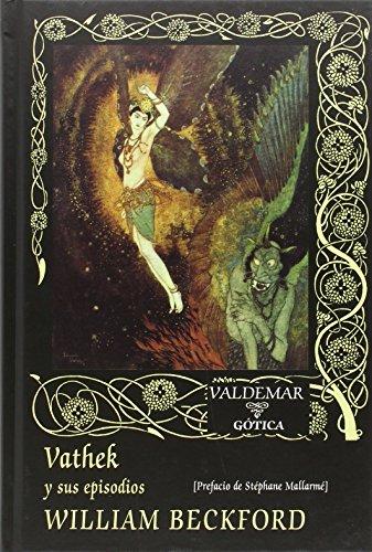 Vathek y sus episodios Book Cover